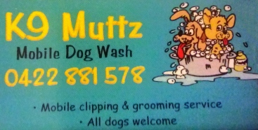 RING NOW!!! CALL THIS NUMBER FOR A MOBILE DOG WASH AT HOME